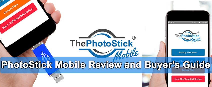 PhotoStick Mobile Review