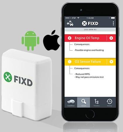 fixd app
