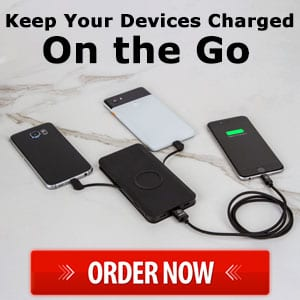 Order Now ChargeHub GO