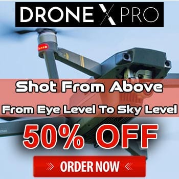 Drone X Pro Order Now