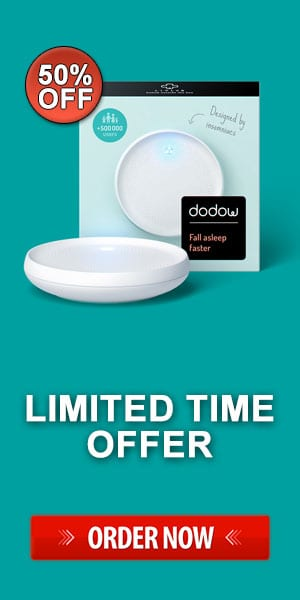 50% OFF On Dodow