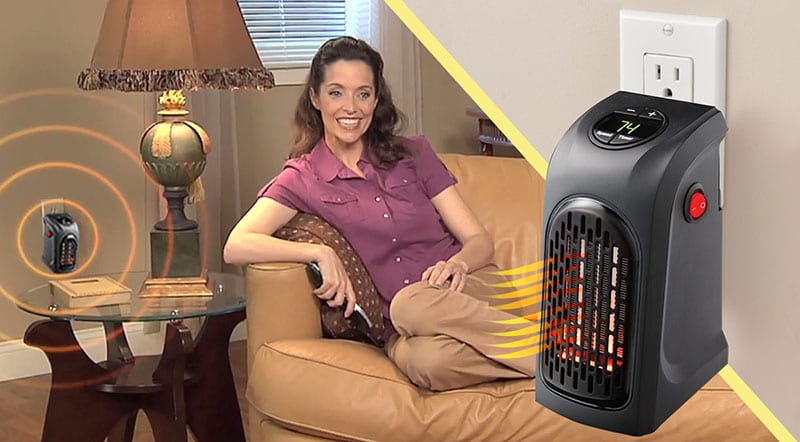Handy Heater Review – Can You Bring A Heater Anywhere And Heat The Place As Fast As A Cheetah Runs