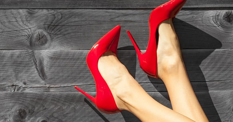 Vivian Lou - Best High Heel Shoe Insoles To Reduce Pain In Your Foot? Review 2019!