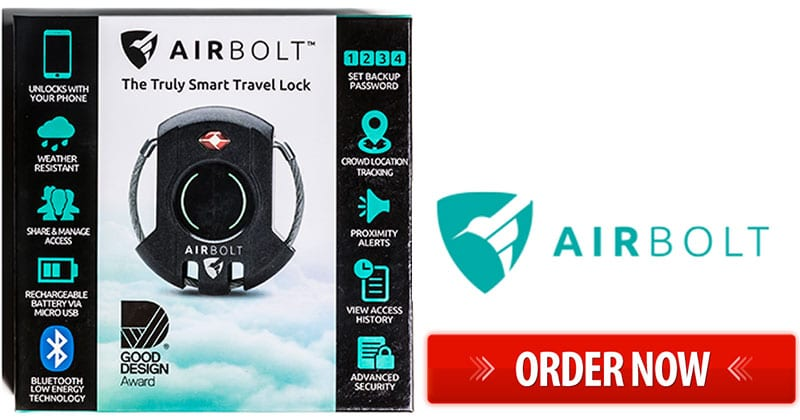 Order AirBolt Now