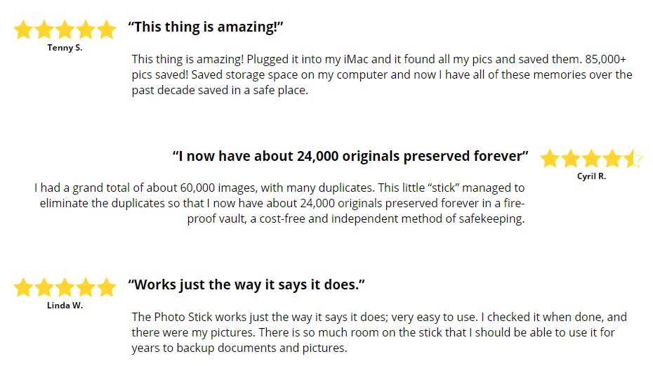Photostick reviews