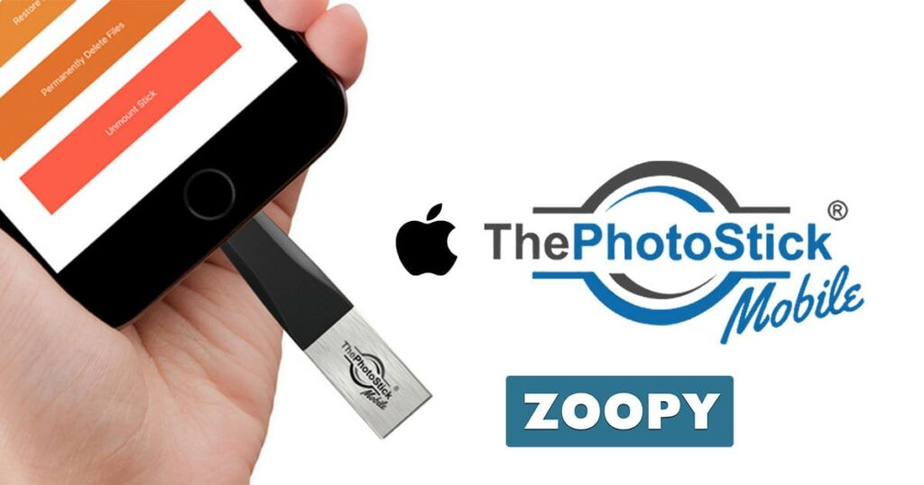 Photo Stick for iPhone Review (2020) - Can This Tech Backup 1000's Of Photos In Seconds?