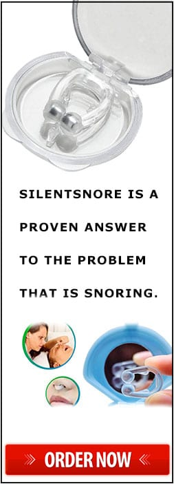 Silent Snore Order Now