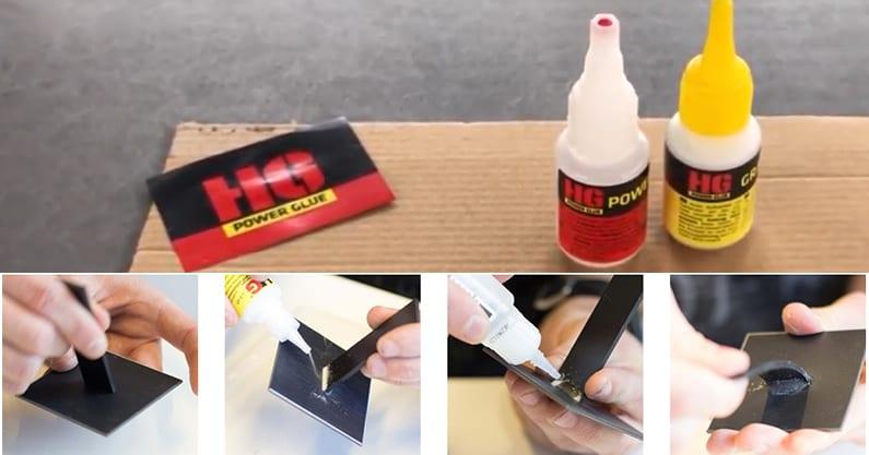 HG Power Glue Strongest Super Glue