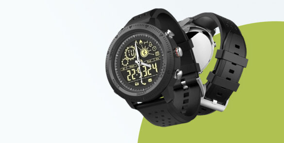 Each and every thing you need to know about T-Watch's Smart Tactical Watch