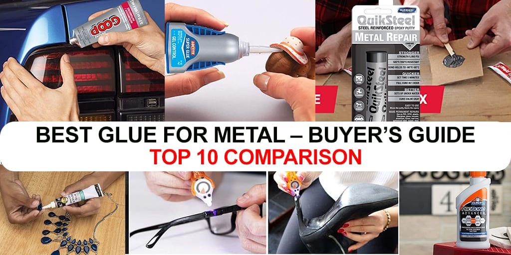 Best Glue For Metal