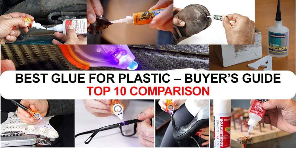 Best Glue For Plastic