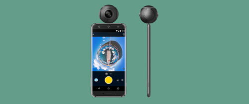 ANDROID-360Camera