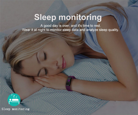 Sleep Monitoring ActiV8 Fitness