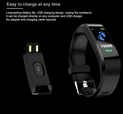 ActiV8 Fitness Tracker Easy To Charge
