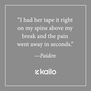 Kailo Real Customer review