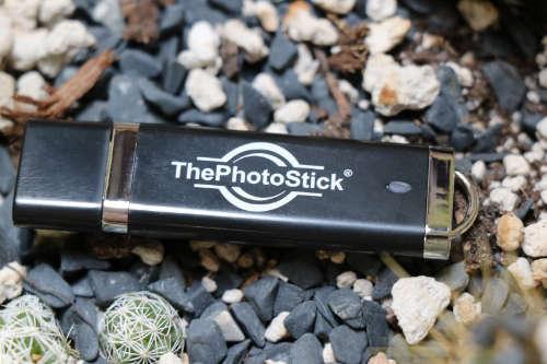 PhotoStick Black