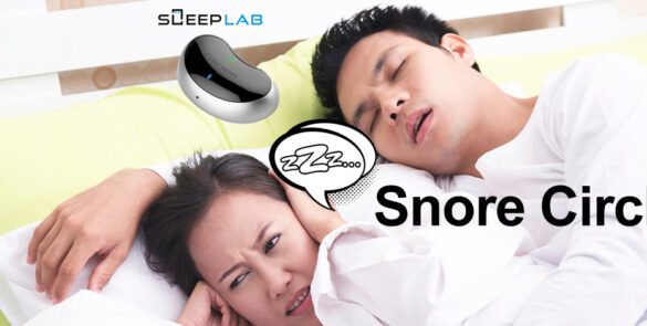 Sleeplab Anti-Snoring Sleeping Device Review