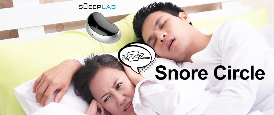 Sleeplab Anti-Snoring Sleeping Device Review