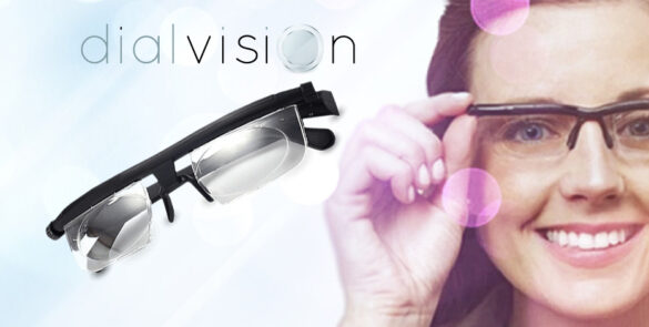 Dial Vision Adjustable Reading Glasses - Review