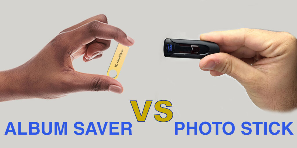 Album Saver Vs. Photo Stick, an In-depth Comparison