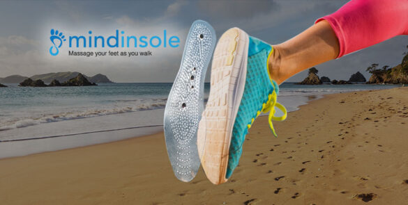 Mindinsole Acupressure Insoles - Foot Pain Relief Review