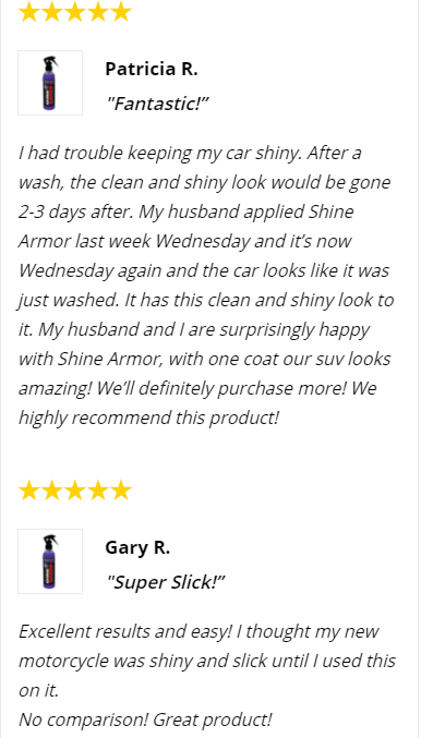 Shine Armor Real Customer Review