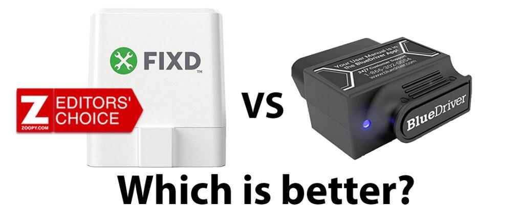 Fixd vs Bludriver Top Pick