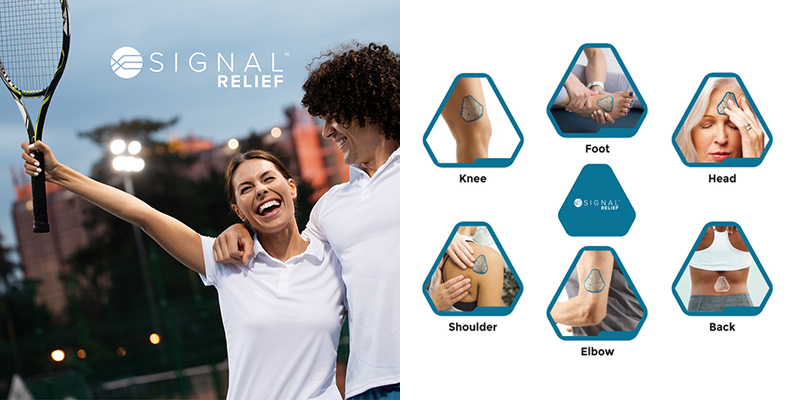 Beneficial features of a Signal Relief Patch