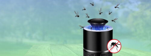 Buzz B Gone Electric Mosquito Killer Lamp Review