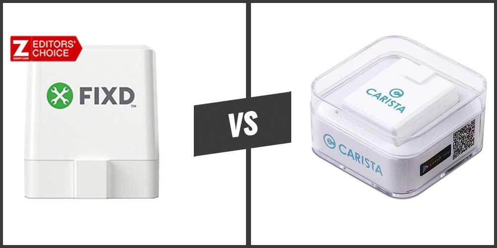 FIXD vs Carista
