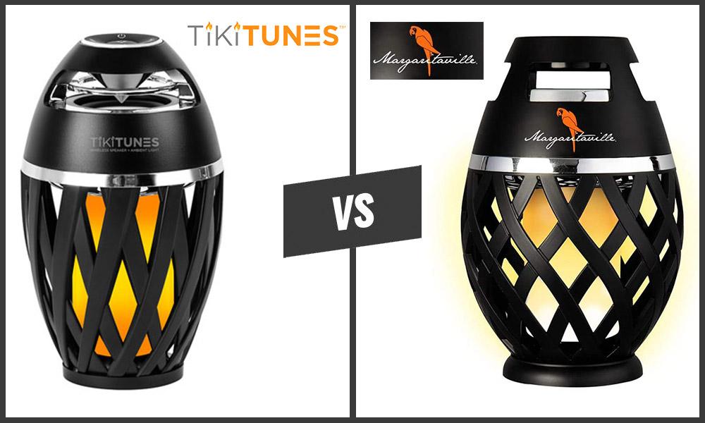 Tiki Tunes vs Margaritaville