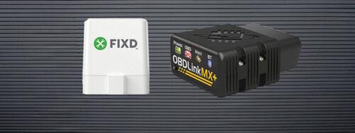 FIXD vs OBDLink MX+