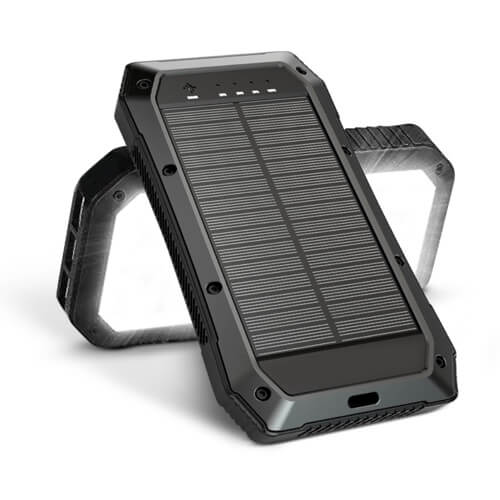 SoloForce Wireless Solar Power Bank- Full Review