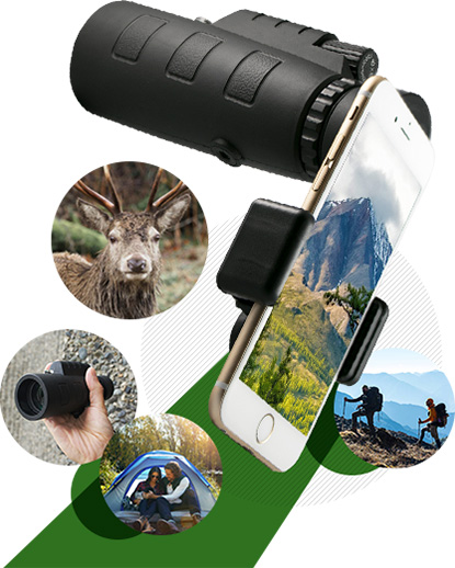 The Starscope monocular outdoor optical device