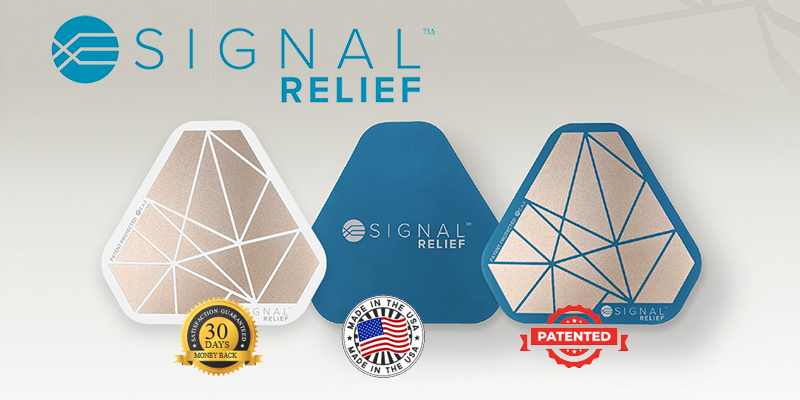 Why Trust and Buy Signal Relief Patch?