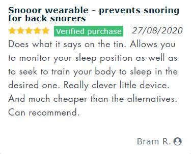 snooor user reviews
