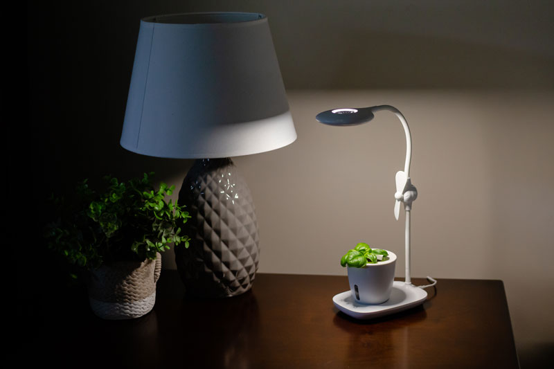 grow pad mini led light