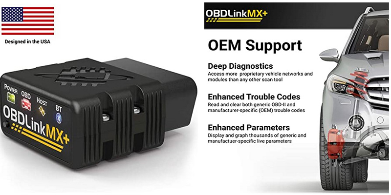 What Is Obdlink MX+?