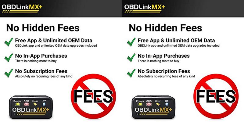 Obdlink MX+ Security