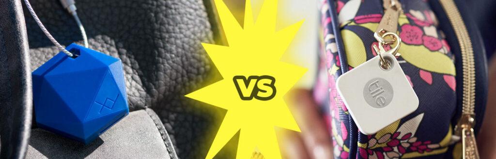 XY Find It vs Tile