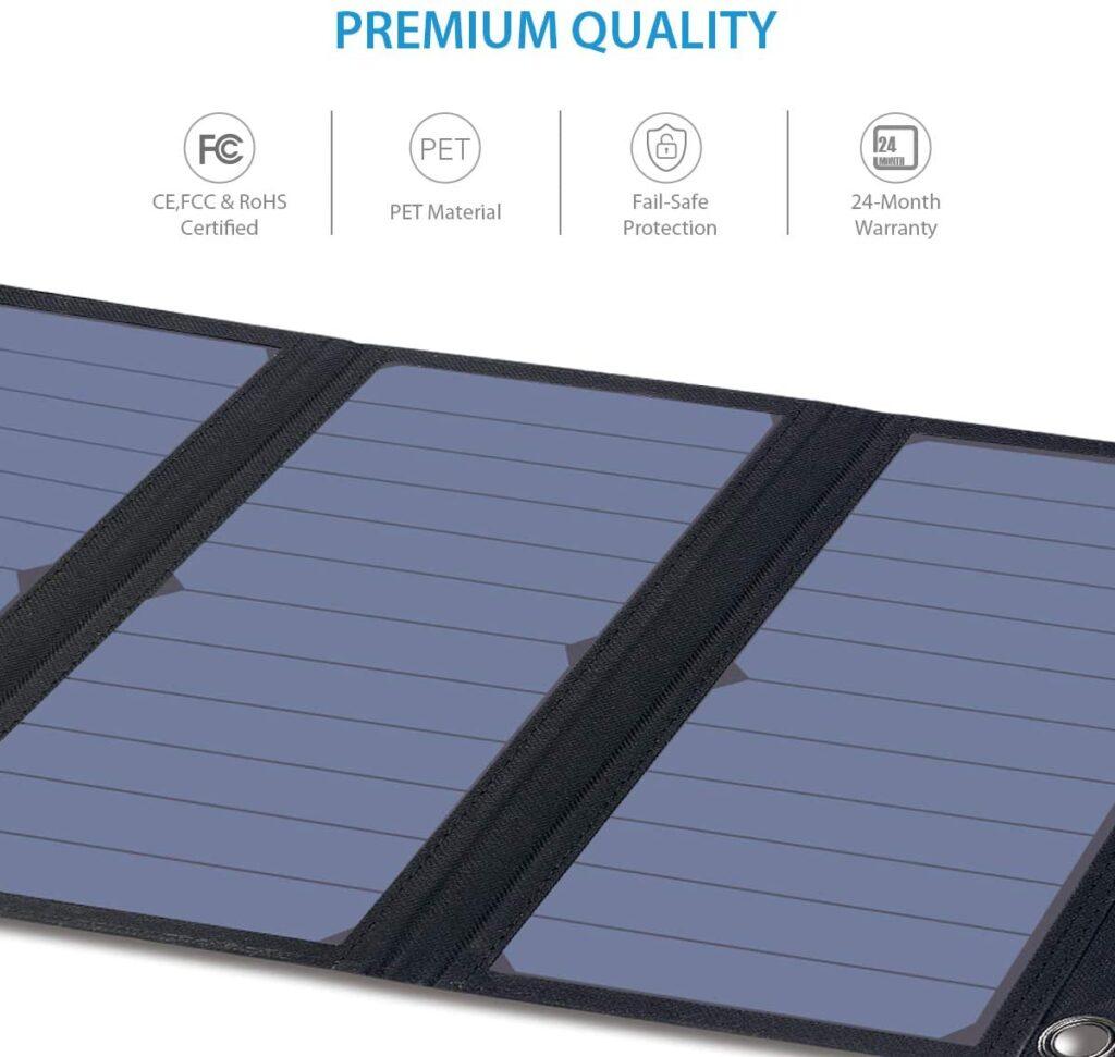 Best Solar Power Bank Big Blue