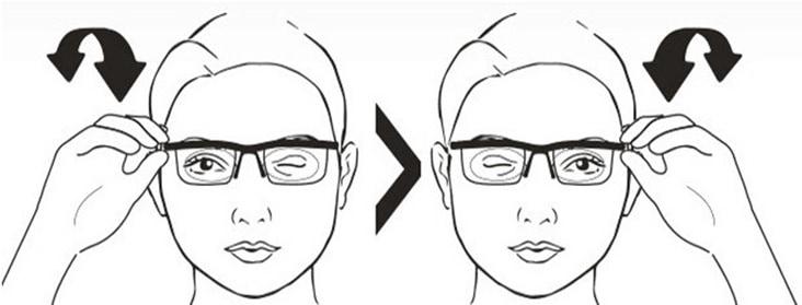 ProperFocus self adjustable glasses