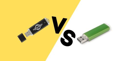 Photo Stick vs Flash Drive