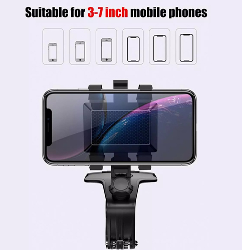 Suitable for 3-7 inch cell phones
