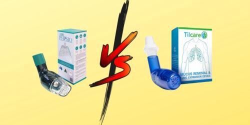 AirPhysio vs Tilcare Comparison Guide