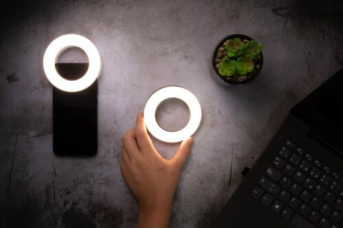 OlumiRing Mini Ring Light Compatible With Any Device Review - Read Before Buying
