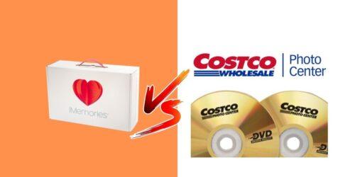 iMemories vs. Costco Comparison Guide 2021
