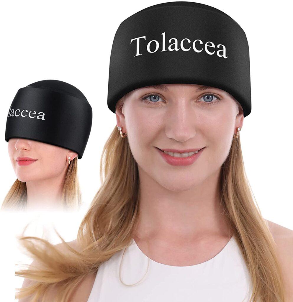 theraice vs tolaccea tolaccea hat
