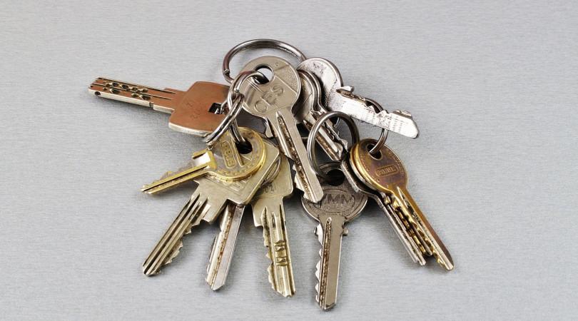 Bulky keychain