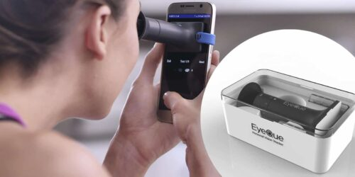 Ophthalmic Refractometer
